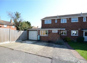 Thumbnail 4 bed end terrace house for sale in Barnes Way, Iver, Buckinghamshire
