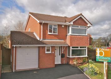 Thumbnail 4 bed detached house for sale in Crowdale Road, Telford