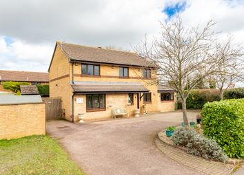Thumbnail 4 bed detached house for sale in Thompson Drive, Caversfield, Bicester
