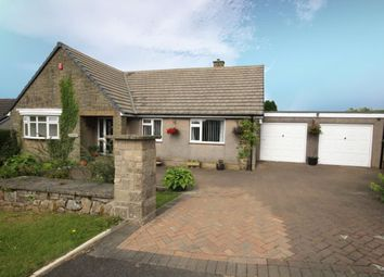 Thumbnail 4 bed detached bungalow for sale in Chyandour, Low Row, Brampton, Cumbria