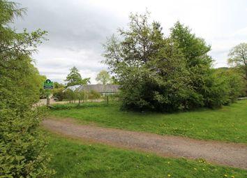 Thumbnail Land for sale in School Road, Strathpeffer
