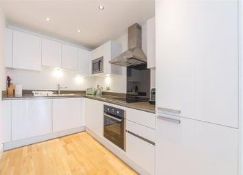 Thumbnail 2 bedroom flat for sale in Jubilee Court, 8 Wood Wharf, London