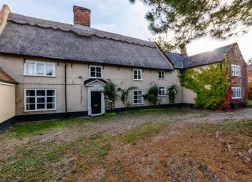 Thumbnail 5 bed farmhouse to rent in The Street, Halvergate, Norwich