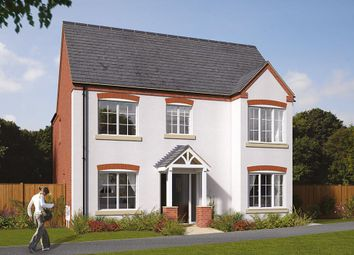 "Thumbnail 4 bed detached house for sale in ""The Pendlebury"" at Brandon Road, Swaffham"