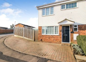 Thumbnail 3 bed semi-detached house for sale in Simpson Road, Snodland, Kent