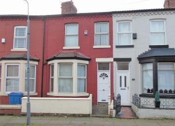 Thumbnail 3 bed terraced house for sale in Eastbourne Road, Aintree, Liverpool