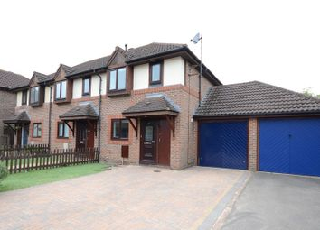 Thumbnail 2 bed end terrace house for sale in All Saints Rise, Warfield, Bracknell