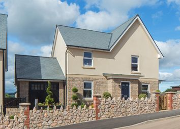 "Thumbnail 4 bed link-detached house for sale in ""Lincoln"" at Windsor Avenue, Newton Abbot"
