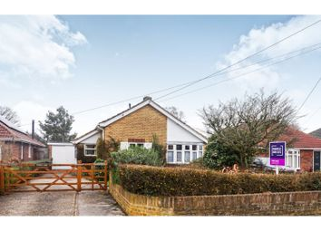 Thumbnail 4 bed detached bungalow for sale in Yelverton Avenue, Hythe Southampton