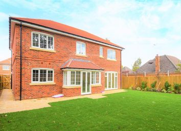 Thumbnail 5 bed detached house for sale in Swallowfield, Reading