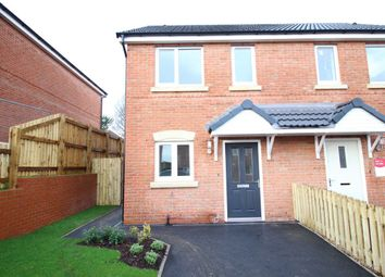Thumbnail 2 bed property to rent in Raffles Avenue, Carlisle
