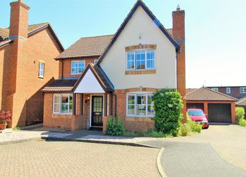 Thumbnail 4 bed detached house for sale in Lilly Hill, Olney