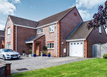Thumbnail 5 bedroom detached house for sale in Back Lane, Westhay, Glastonbury