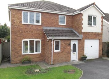 Thumbnail 4 bedroom detached house for sale in Brownhills, Gorseinon, Swansea