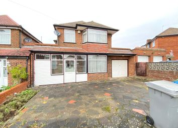 Thumbnail 3 bed detached house to rent in Beverley Drive, London