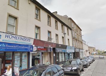 Thumbnail 2 bed flat for sale in 115, West Blackhall Street, 2nd Floor Flat, Greenock PA151Yd