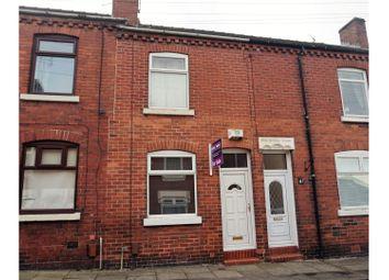 Thumbnail 2 bed terraced house for sale in Kinver Street, Stoke-On-Trent