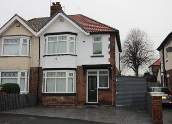 Thumbnail 3 bed semi-detached house for sale in Cambrian Road, Billingham