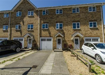 Thumbnail 4 bed town house for sale in Stranding Street, Eastleigh, Hampshire