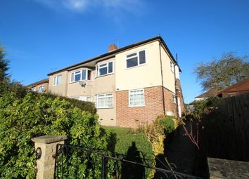 Thumbnail 2 bedroom maisonette to rent in Kenilworth Road, Petts Wood, Orpington