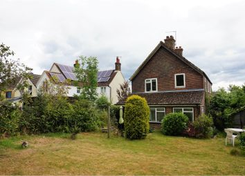 Thumbnail 3 bed detached house for sale in Earlswood Road, Redhill