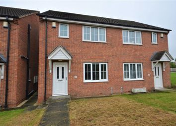 Thumbnail 3 bed semi-detached house to rent in Mirey Butt Lane, Knottingley