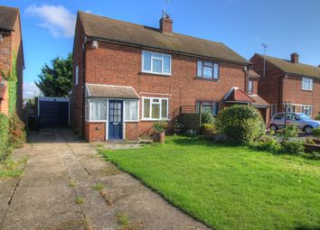 Thumbnail 2 bed semi-detached house for sale in Rochester Road, Gravesend