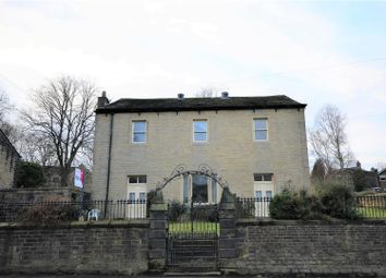 Thumbnail 5 bed detached house for sale in The Old Baptist Chapel, Oldham Road, Rishworth