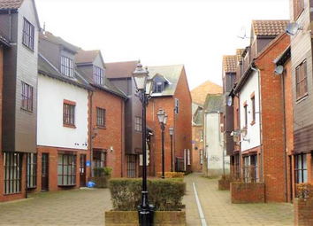 Thumbnail 1 bed flat for sale in Church Mews, Wisbech