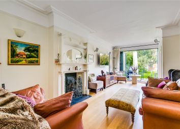 Thumbnail 5 bed semi-detached house for sale in Madrid Road, London