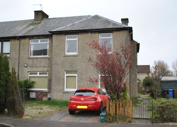 Thumbnail 2 bed flat for sale in Burngrange Cottages, West Calder, West Lothian