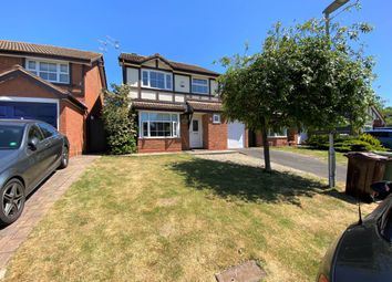 Thumbnail 3 bed detached house to rent in Cheriton Close, Up Hatherley, Cheltenham