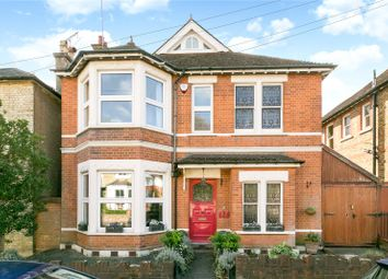 Thumbnail 5 bed detached house for sale in Essex Road, Watford, Hertfordshire