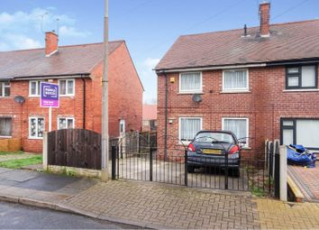 3 bed end terrace house for sale in Crumwell Road, Rotherham S61