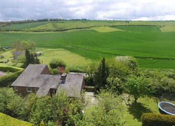 Thumbnail 4 bed detached house for sale in Letcombe Bassett, Wantage