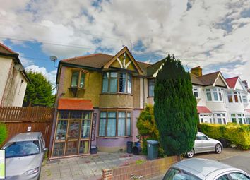 Thumbnail 4 bed terraced house to rent in South Park Crescent, Ilford, Essex