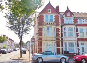 Thumbnail 2 bed shared accommodation to rent in Taff Embankment, Grangetown, Cardiff
