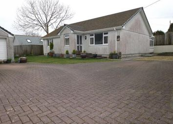 Thumbnail 3 bed bungalow for sale in Hallaze Road, Penwithick, St. Austell