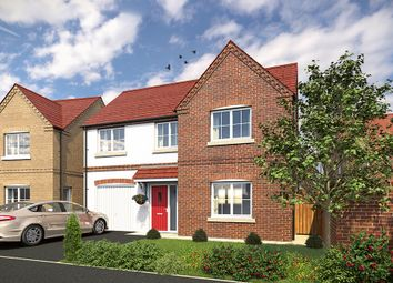 "Thumbnail 4 bed property for sale in ""The Norbury"" at Wellow Road, Ollerton, Newark"
