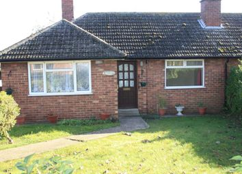 Thumbnail 2 bed semi-detached bungalow to rent in Roxholme Road, Leasingham, Sleaford, Lincolnshire