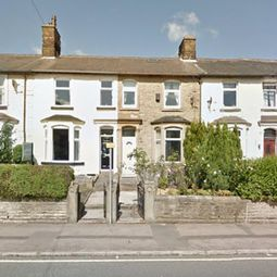 Thumbnail 4 bed terraced house to rent in Padiham Road, Burnley