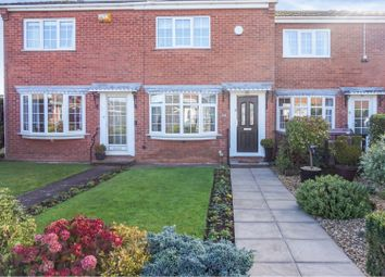 Thumbnail 2 bed town house for sale in Rutland Close, Warsop