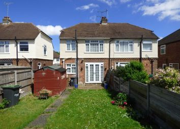 Thumbnail 3 bed semi-detached house to rent in Eaton Valley Road, Luton
