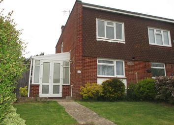 Thumbnail 2 bed end terrace house to rent in Church Way, Worthing