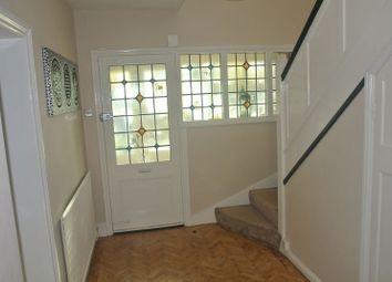 Thumbnail 4 bedroom semi-detached house to rent in Scribers Lane, Hall Green, Birmingham