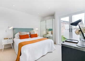 Thumbnail 1 bed flat for sale in The Elms, Nicoll Road, London