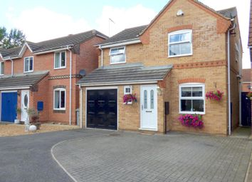 Thumbnail 3 bed detached house to rent in Sorrel Close, Stamford
