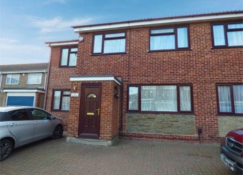 Thumbnail 4 bed semi-detached house for sale in Leys Close, Great Yarmouth, Norfolk