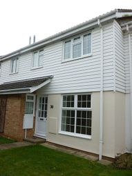 Thumbnail 3 bed terraced house to rent in The Martells, Barton On Sea, New Milton