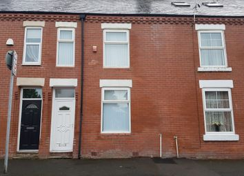 Thumbnail 4 bed terraced house to rent in Coatbridge Street, Manchester